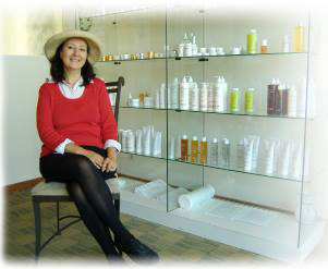 Mariana Chicet skincare Product