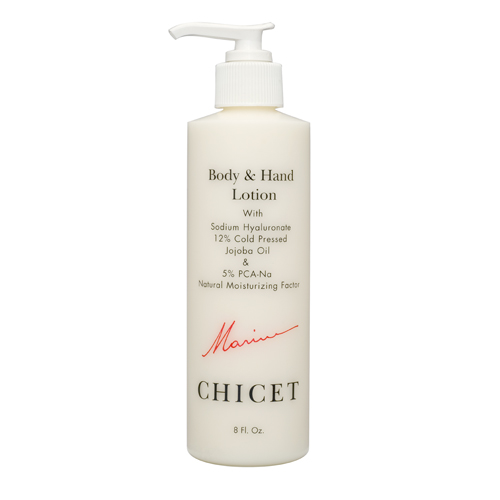 Body and Hand Lotion by Mariana Chicet